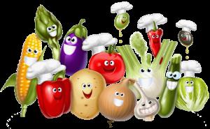 Фрукты и овощи для зрения