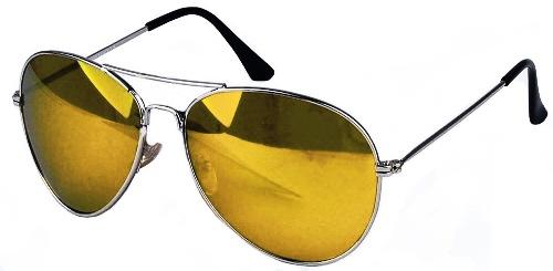 Солнечные очки авиаторы