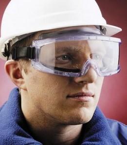 Защитные очки для работы, фото