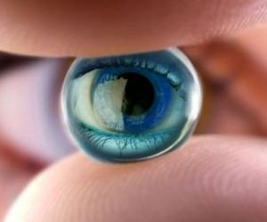 со скольки лет можно носить контактные линзы, фото
