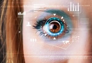 Бионические контактные линзы