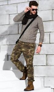 Какие мужские штаны в моде