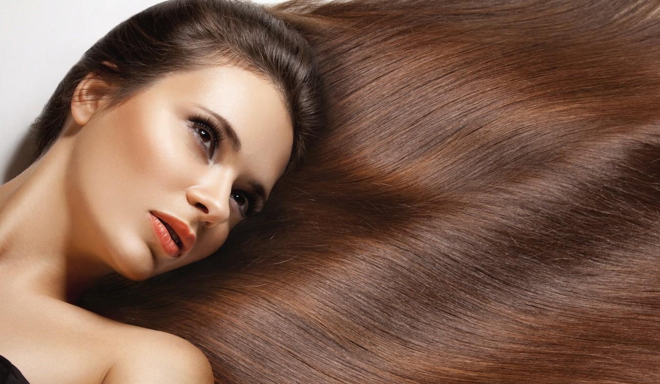 Красивые и здоровые волосы как с обложки журнала, фото