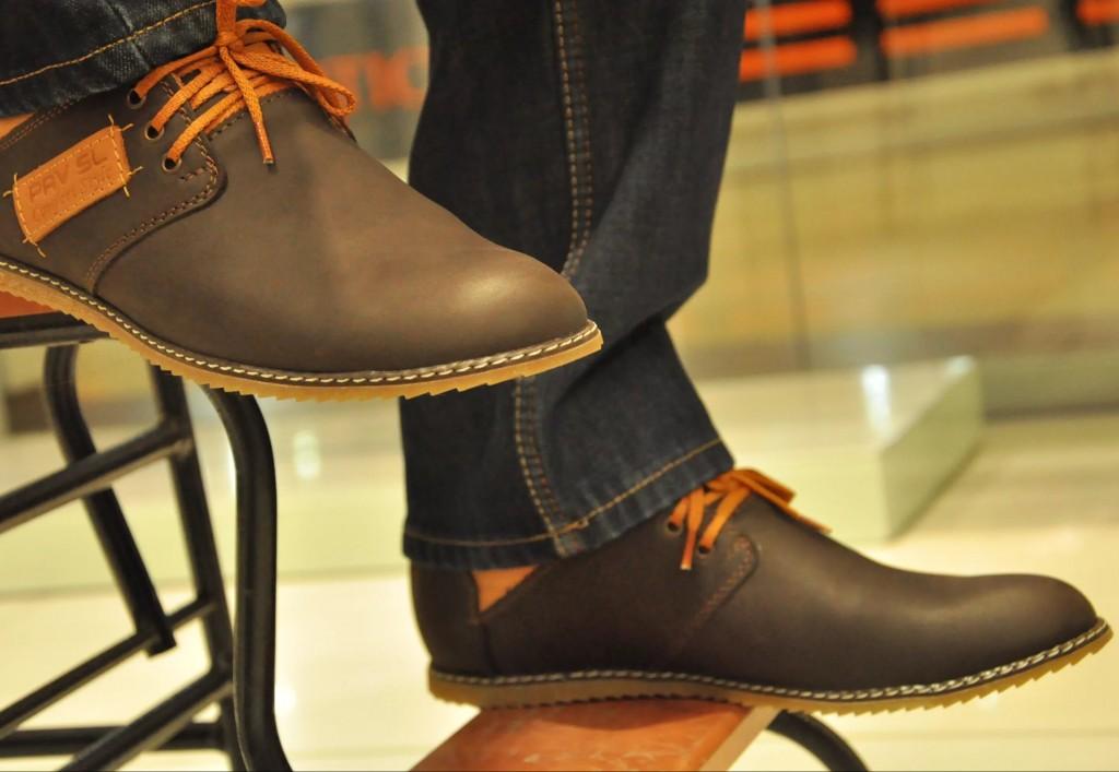 Мужская обувь, как подобрать?